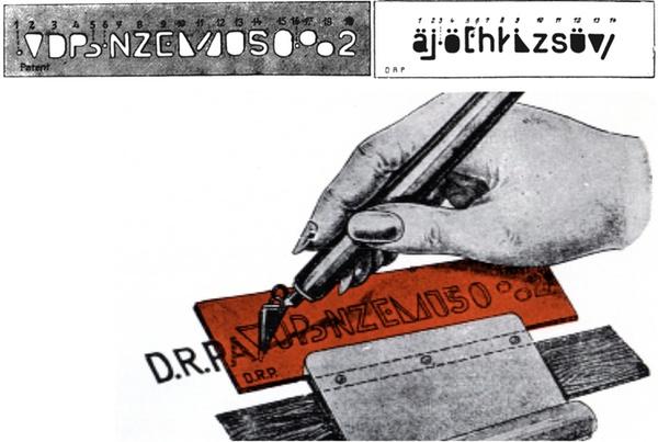 bahrsche-normograph