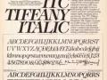 ITC-Tiffany-Italic